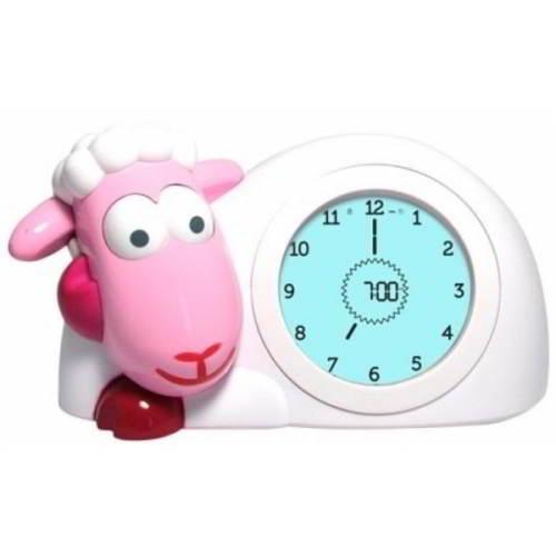 Zazu - Slaaptrainer Sam roze - Twinkel - Klokken