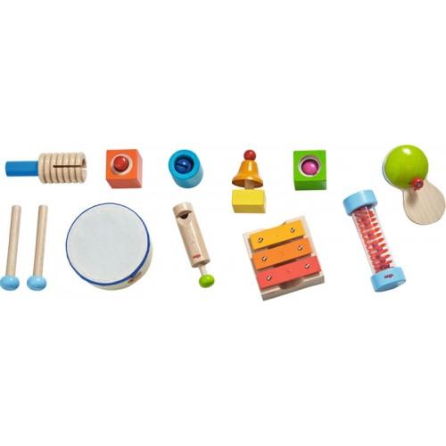 Haba- Grote muziekdoos - Haba - Instrumenten